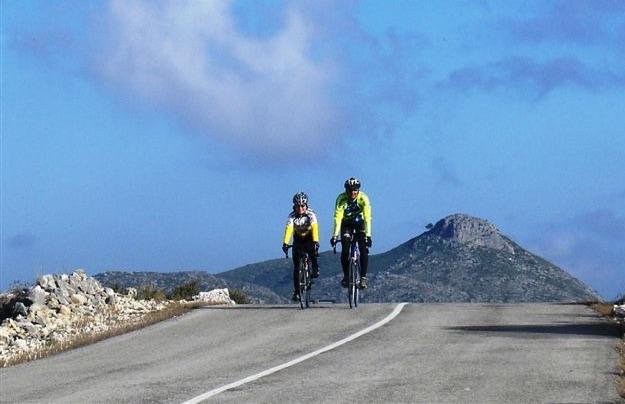Sykkelreiser